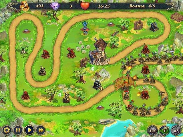 Королевская защита - screenshot 5
