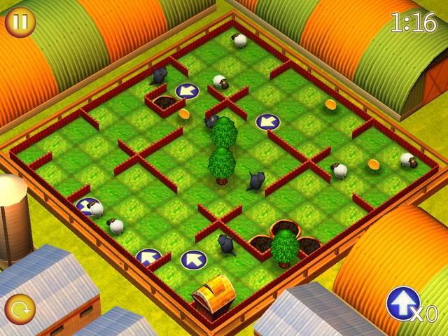 Спаси овечек. Крошечные миры - screenshot 7