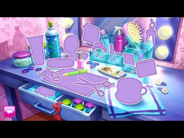 Sally's Salon - Beauty Secrets. Коллекционное издание - screenshot 3