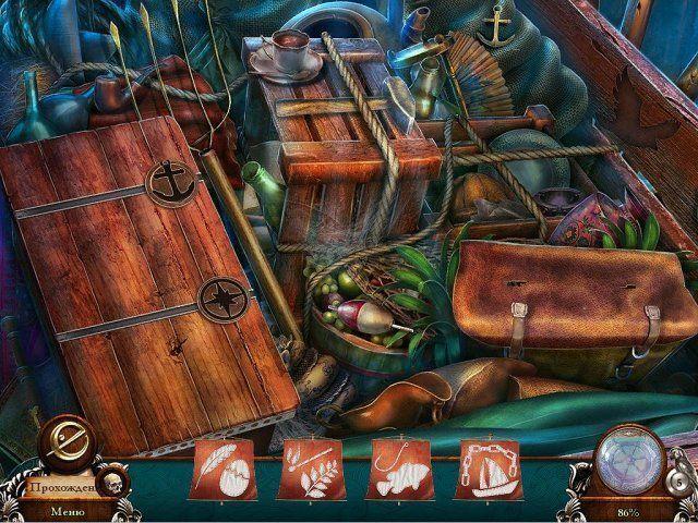 Море лжи. Риф Левиафана. Коллекционное издание - screenshot 2