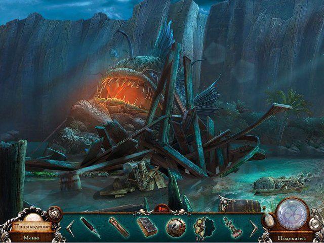Море лжи. Риф Левиафана. Коллекционное издание - screenshot 4