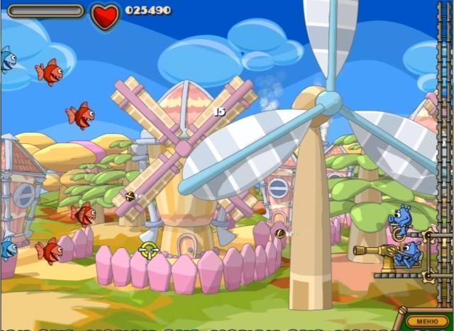 Сеня и Веня. Воздушная катавасия - screenshot 2