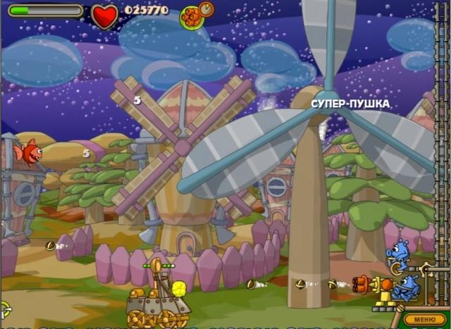Сеня и Веня. Воздушная катавасия - screenshot 3
