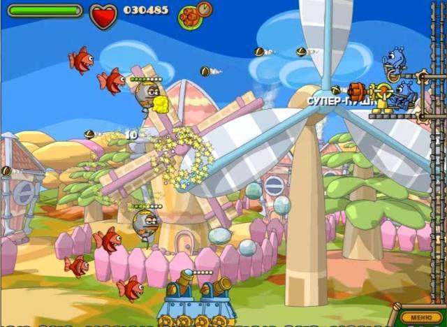 Сеня и Веня. Воздушная катавасия - screenshot 5