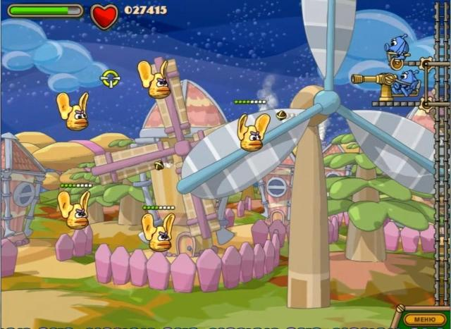 Сеня и Веня. Воздушная катавасия - screenshot 6