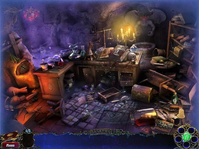 Шерлок Холмс и собака Баскервилей - screenshot 5