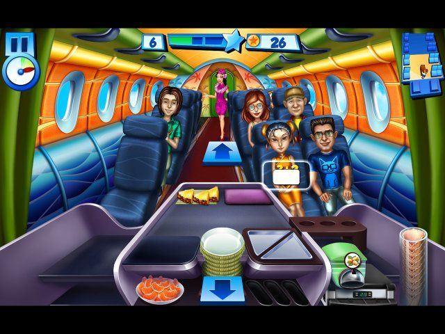 Королева авиалайнера - screenshot 5