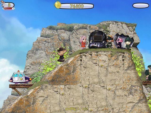 Небесное такси 4. Шпионские тайны - screenshot 2