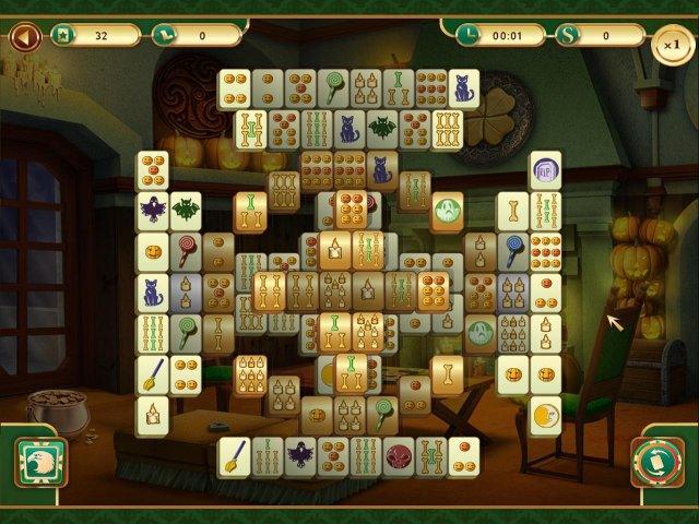 Призрачный маджонг - screenshot 1