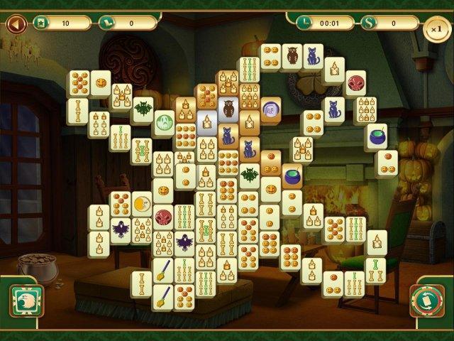 Призрачный маджонг - screenshot 2