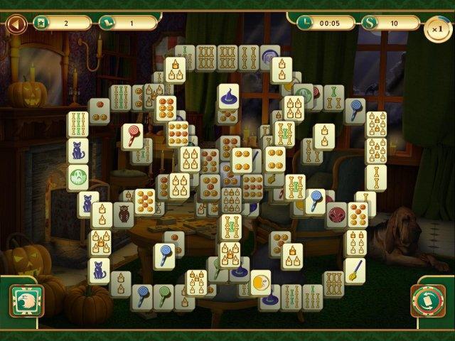 Призрачный маджонг - screenshot 4