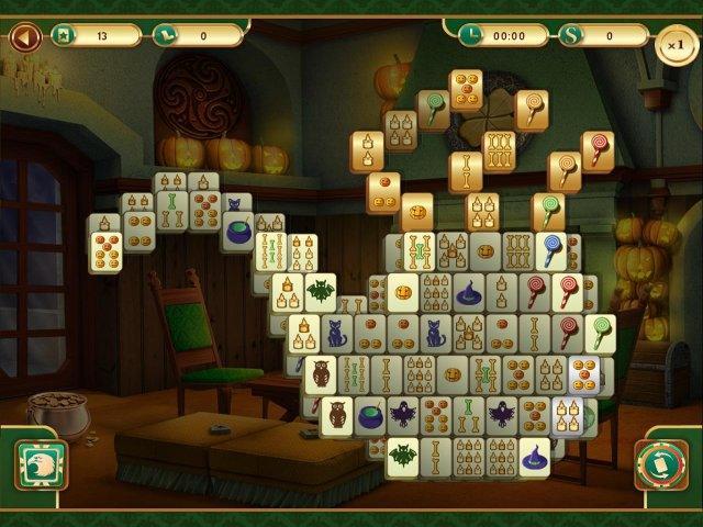 Призрачный маджонг - screenshot 6
