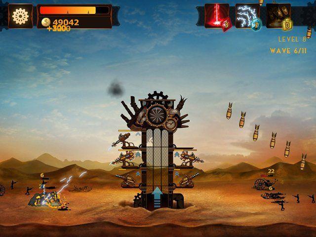 Стимпанк башня - screenshot 3
