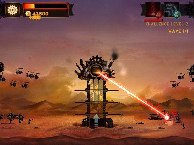 Стимпанк башня - screenshot 4