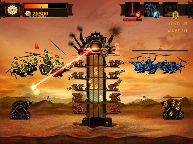 Стимпанк башня - screenshot 7