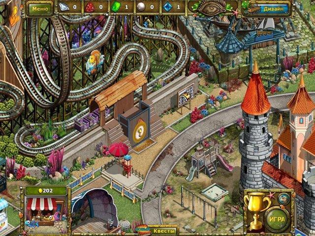 Сказки лагуны 2. Спасение парка Посейдон - screenshot 4