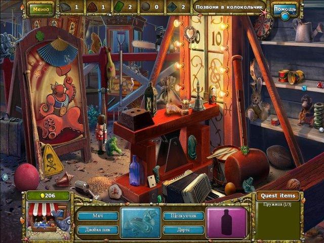 Сказки лагуны 2. Спасение парка Посейдон - screenshot 6