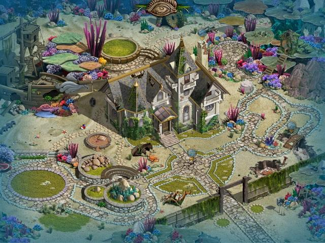 Сказки лагуны. Сироты океана - screenshot 1