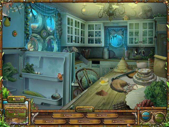Сказки лагуны. Сироты океана - screenshot 5