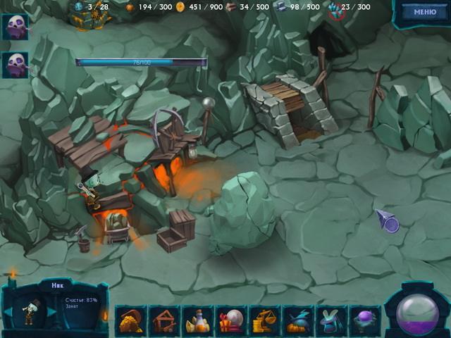 Подземный Мир - screenshot 1