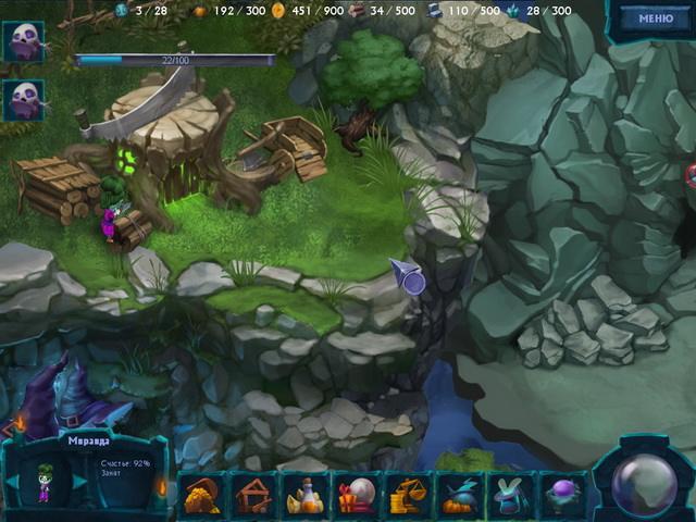 Подземный Мир - screenshot 4