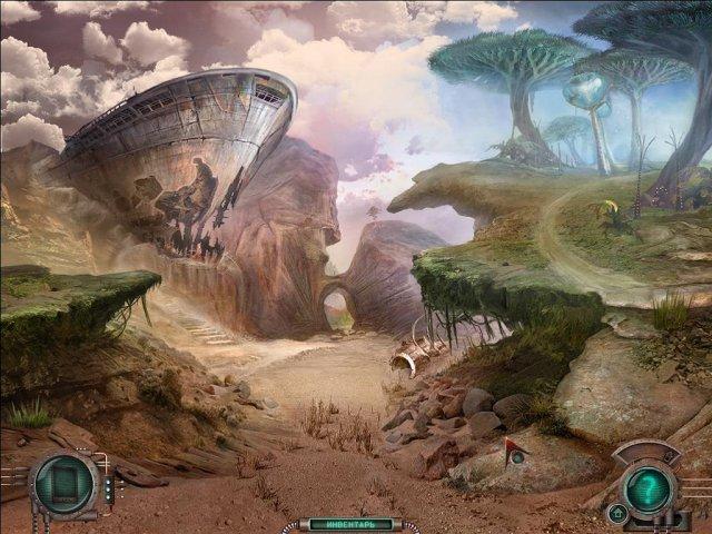 Тайна затерянной планеты - screenshot 3