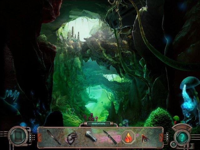Тайна затерянной планеты - screenshot 6