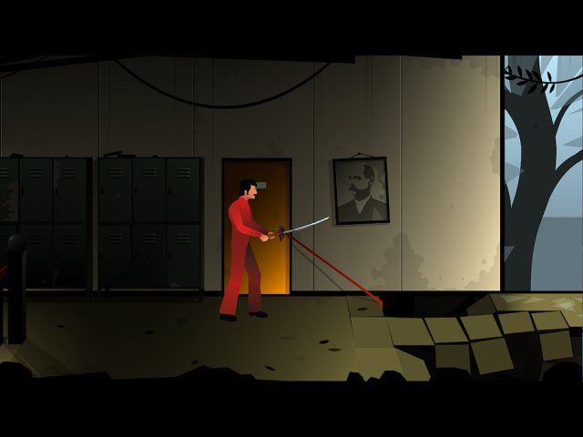 The Silent Age - screenshot 1