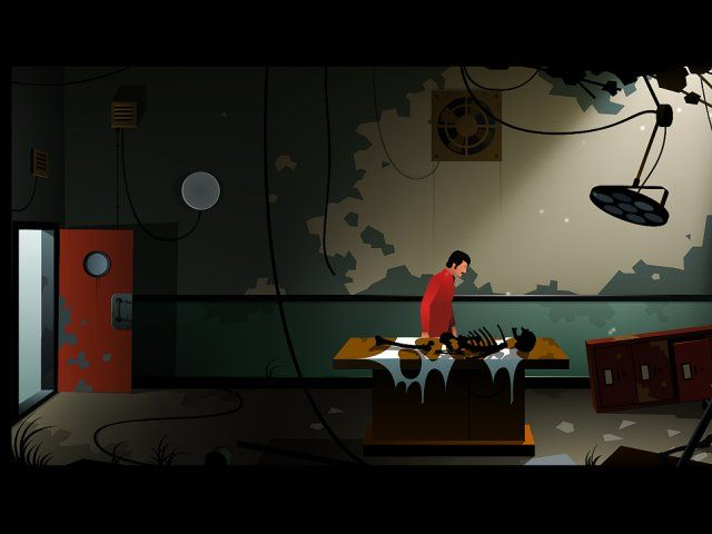 The Silent Age - screenshot 2