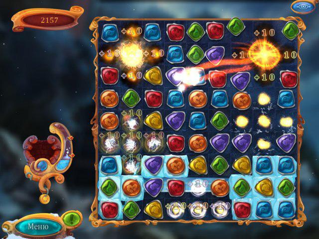 Снежная история - screenshot 5