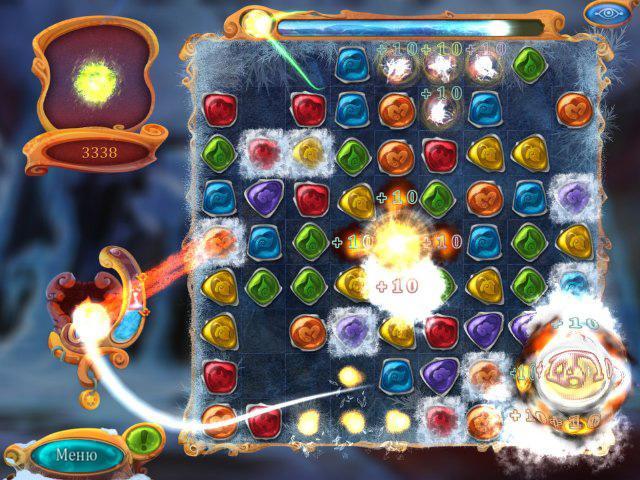Снежная история - screenshot 7