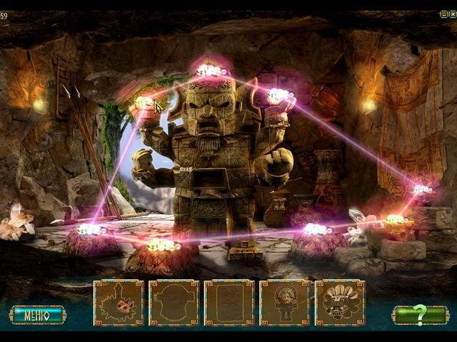 Сокровища Монтесумы 2 - screenshot 2