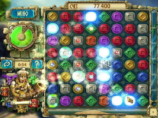 Сокровища Монтесумы 3 - screenshot 6