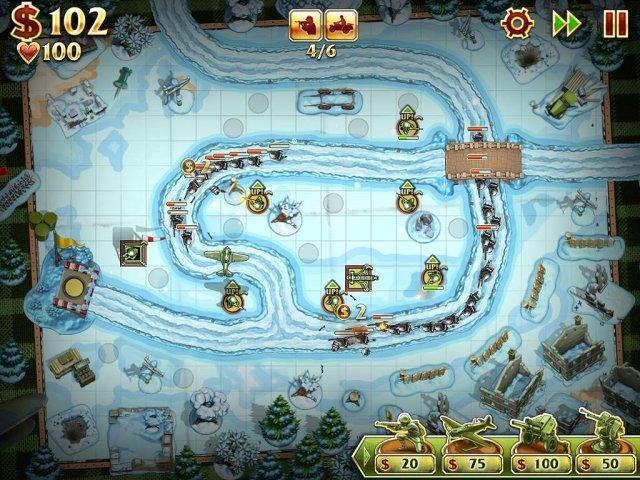 Солдатики 2 - screenshot 1