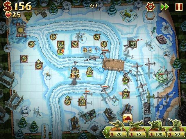 Солдатики 2 - screenshot 4