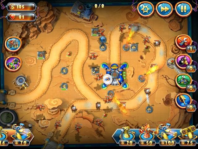 Солдатики. Звездный десант - screenshot 6
