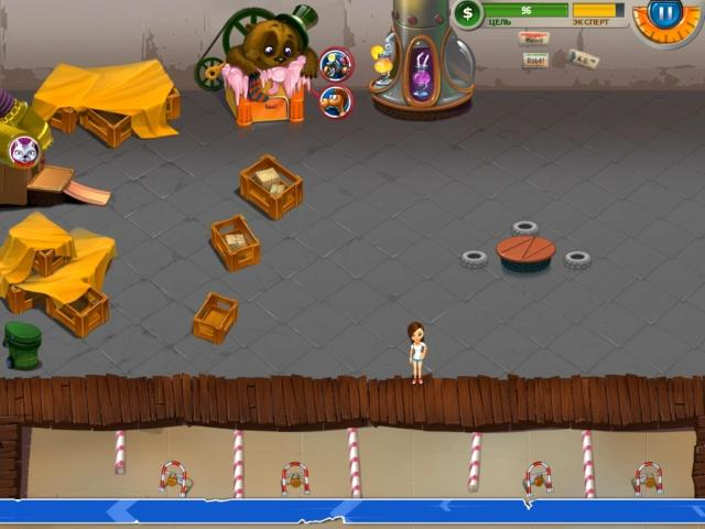 Фабрика игрушек - screenshot 4
