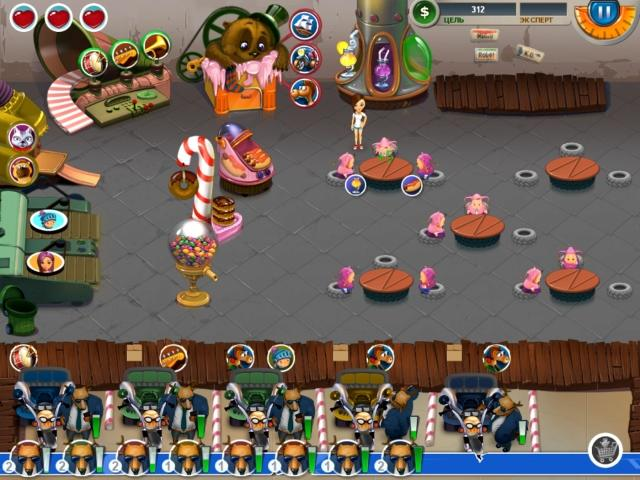 Фабрика игрушек - screenshot 7