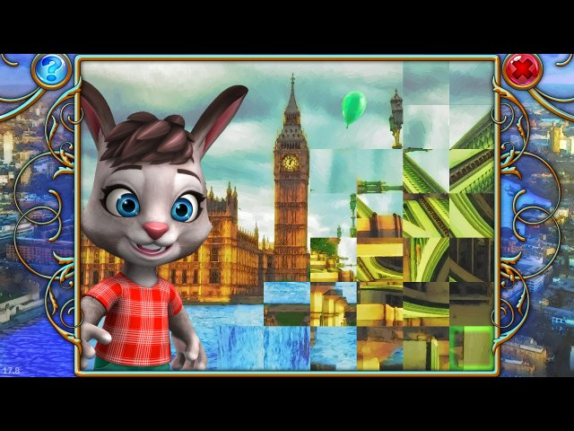 Travel Mosaics 12: Majestic London - screenshot 2