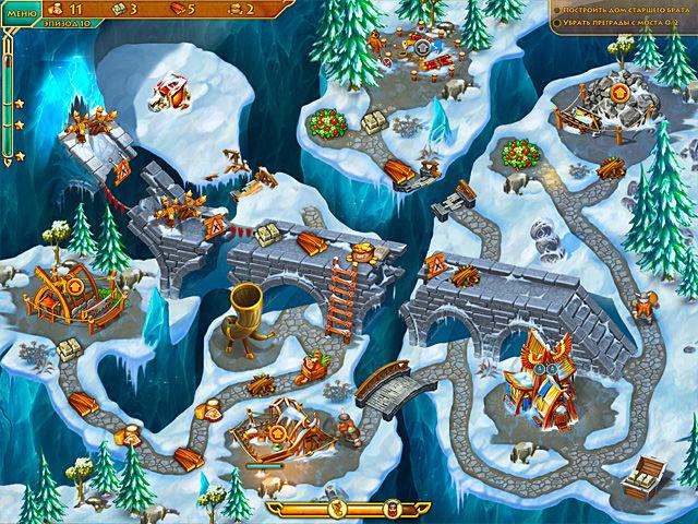 Братья Викинги 2 - screenshot 2