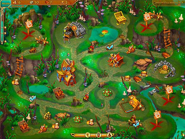 Братья Викинги 2 - screenshot 7