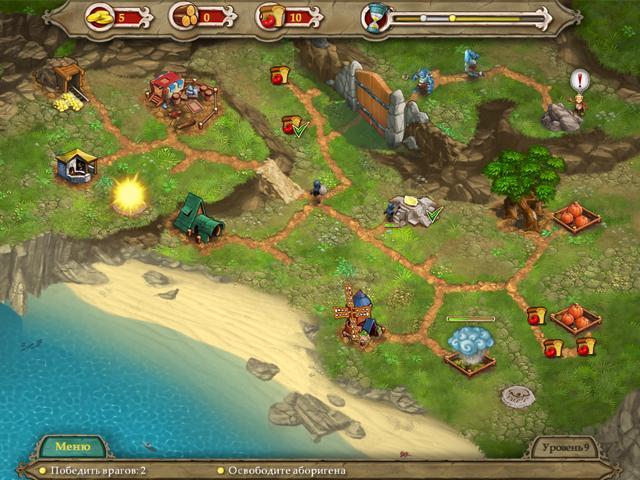Повелитель погоды. Затерянный остров - screenshot 4