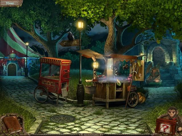Таинственный парк. Разбитая пластинка - screenshot 5