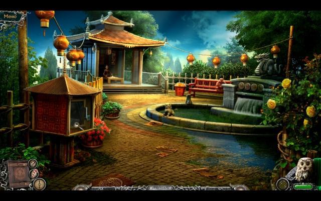 Таинственный парк. Последнее представление - screenshot 7