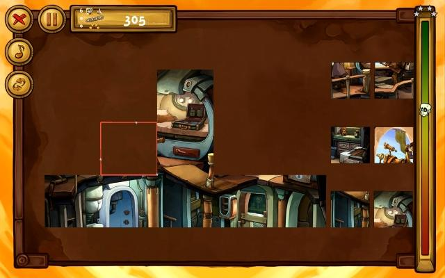 Welcome to Deponia - The Puzzle - screenshot 3