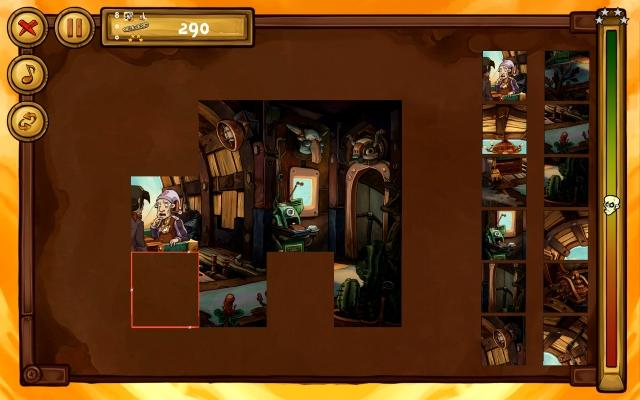 Welcome to Deponia - The Puzzle - screenshot 6
