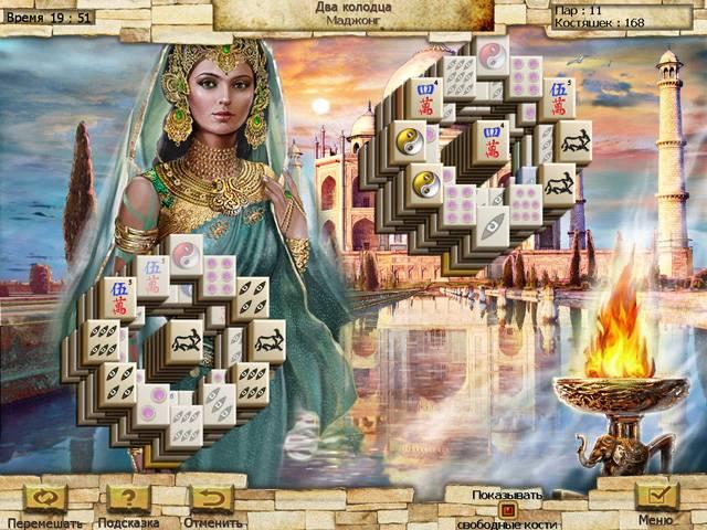 Величайшие сооружения. Маджонг - screenshot 5
