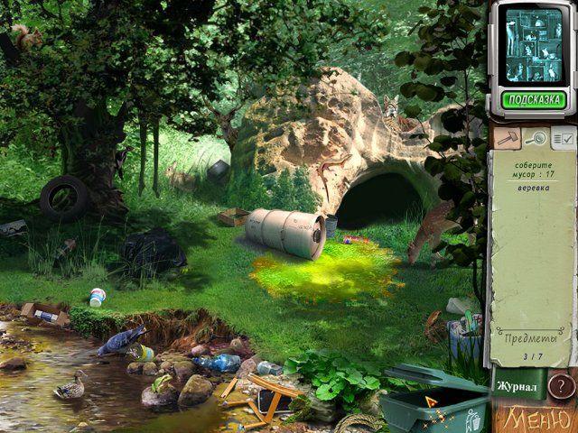 Легенды Йети. Загадки леса - screenshot 7