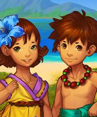 Серия игр Моаи
